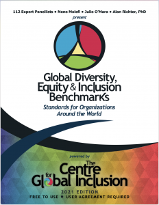 2021 Global Diversity, Equity & Inclusion Benchmarks